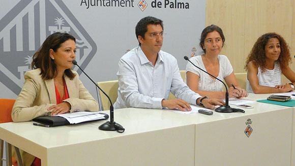 Baño En Ducha Asistido:Playas accesibles en Palma de Mallorca